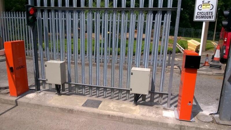 Barrier Installation Carnauld Metal Box in Shipley