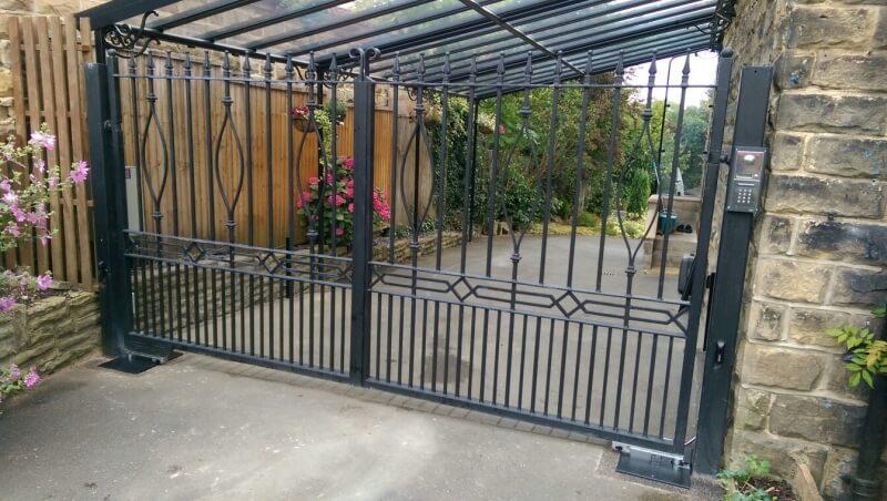 Gate Automation & Safety Upgrade, Leeds