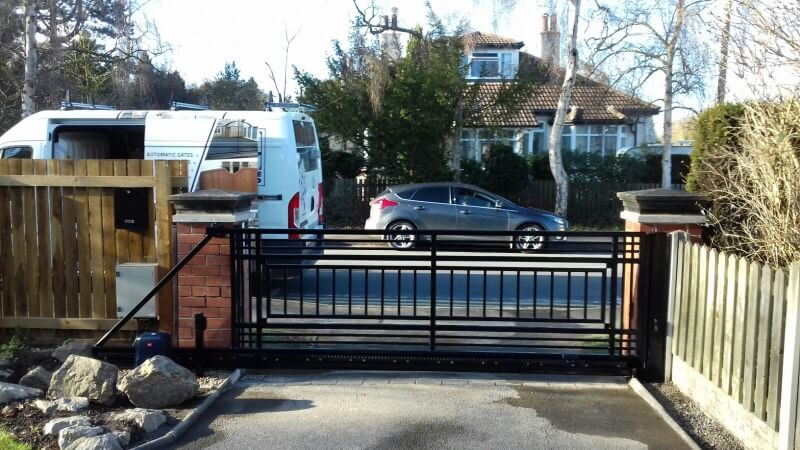 Gate Installation, Harrogate