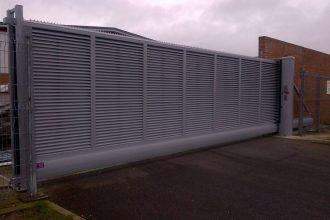 Louvered-Sliding-Gate